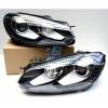 Faros completos Bi- Xenon + LED DRL Golf VI