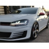 Faros Osram Full LED Xenarc Golf VII GTI